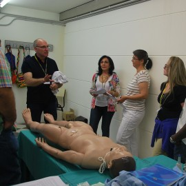 TISSUE BANKING PRACTICAL SIMULATION